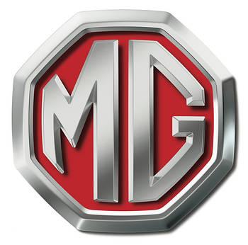 Хром накладки для авто MG