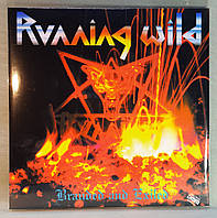 CD диск Running Wild - Branded and Exiled