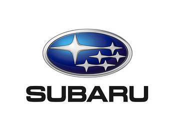 Хром накладки для авто Subaru