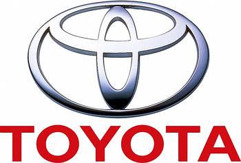 Хром накладки для авто Toyota