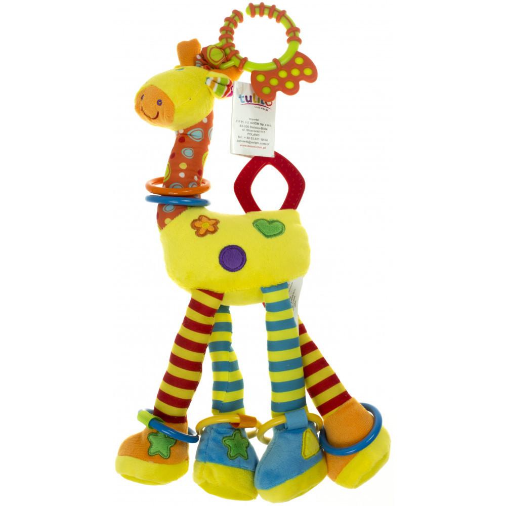 """Підвіска """"Baby mix"""" Жирафка 38см 11/4976/1"""