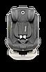 Детское автокресло Lionelo BASTIAAN RWF STONE  (white base), фото 4