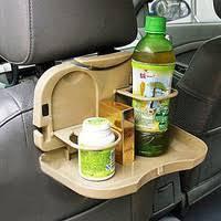 Складаний столик в машину для напоїв
