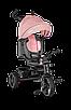 Детский велосипед Lionelo HAARI BUBBLEGUM розовый, фото 2