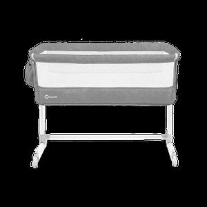 Кроватка приставная Lionelo THEO CONCRETE