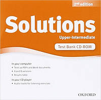 Solutions 2nd Edition Upper Intermediate Test CD-ROM
