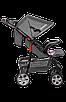 Прогулочная коляска Lionelo EMMA PLUS PINK SCANDI, фото 2