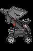 Прогулочная коляска Lionelo EMMA PLUS PINK SCANDI, фото 3