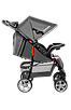 Прогулочная коляска Lionelo EMMA PLUS PINK SCANDI, фото 4