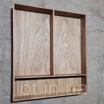 Лоток для столовых приборов от 250мм Lot 203 (индивидуальные размеры)