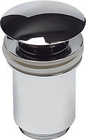 Донный клапан автомат KAISER 8011 Хром