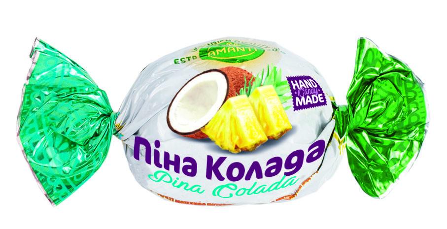 """Шоколадні цукерки """"Піна Колада"""""""