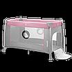 Кроватка-манеж Lionelo THOMI PINK BABY, фото 3