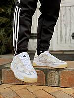 Мужские кроссовки Adidas Niteball White \ Адидас Найтбол Белые \ Чоловічі кросівки Адідас Найтбол Білі