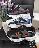 Кросівки для хлопчика Bi&Ki 0807D. 36-41 розміри. НОВИНКА 2021, фото 2