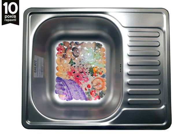 Кухонная мойка Galati Sims Textura, фото 2