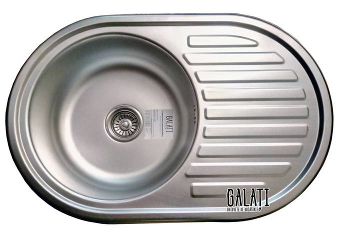 Кухонная мойка Galati Dana Textura, фото 2