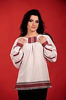 Стильная женская вышиванка, размер 50