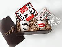 Деревянная Подарочная коробка для Влюбленных