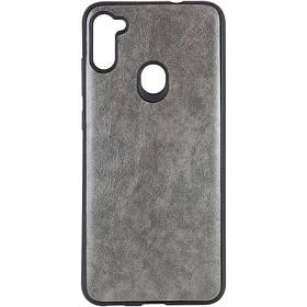 Шкіряний чохол Lava для Samsung Galaxy M11