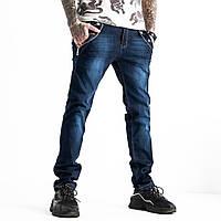 Фирменные однотонные джинсы Vigoocc 7045. Размер 30