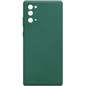 TPU чехол Molan Cano Smooth для Samsung Galaxy Note 20