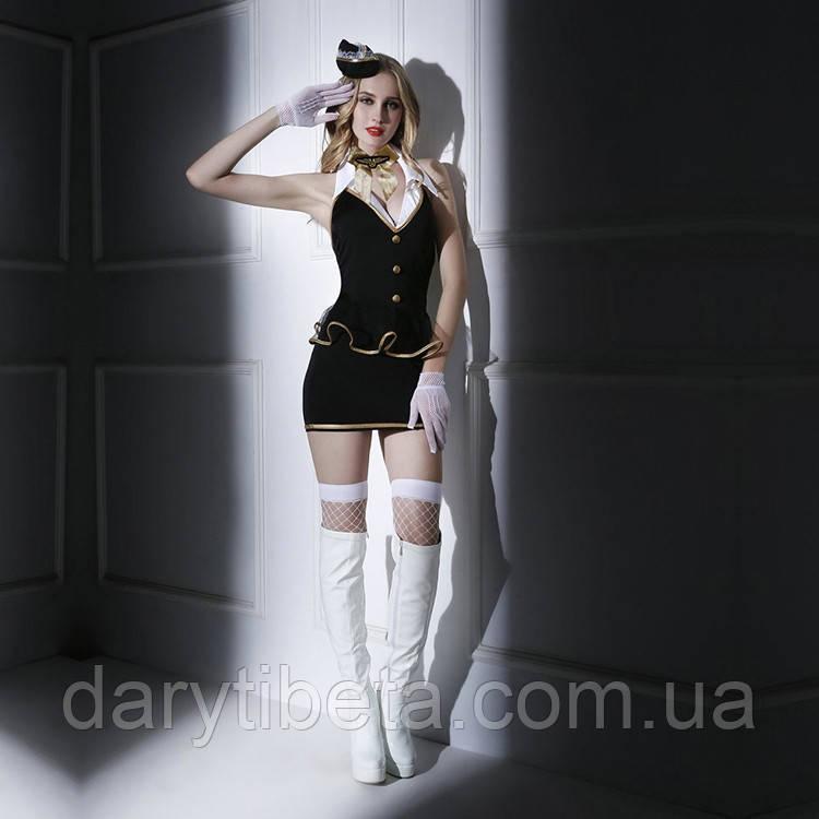 Еротичний костюм бортпровідниці S/M