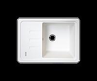 Кухонна мийка Borgio (граніт) PRC-620x435 (білий), фото 1