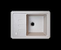 Кухонна мийка Borgio (граніт) PRC-620x435 (піщаний), фото 1
