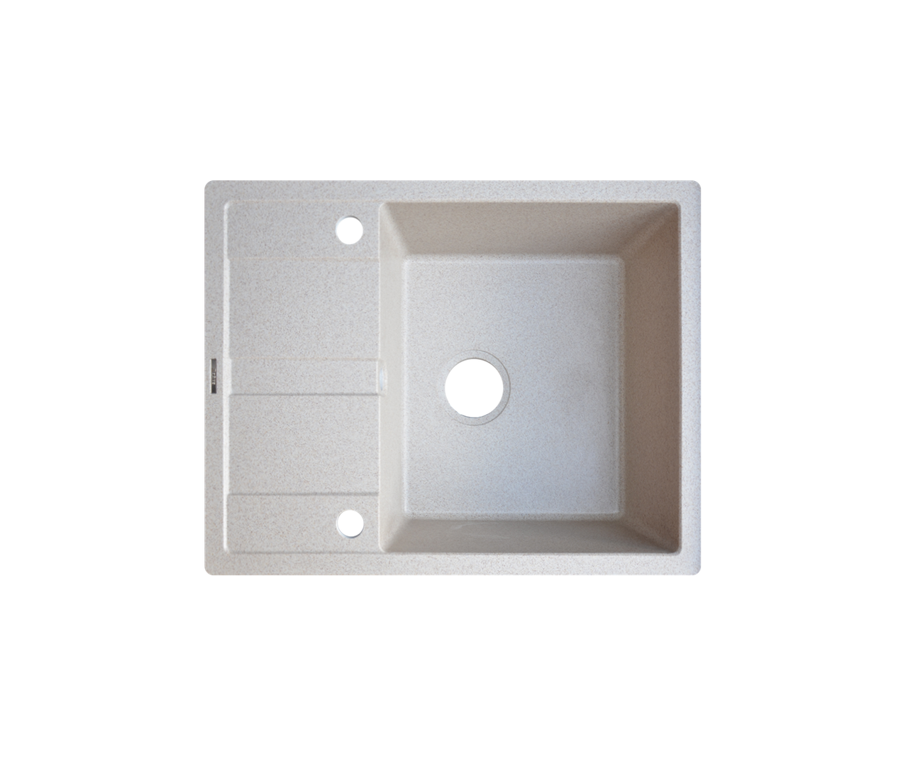 Кухонная мойка Borgio (гранит) PRC-650x500 (миндаль)