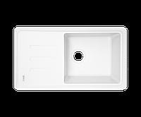 Кухонна мийка Borgio (граніт) PRC-780x435 (білий), фото 1