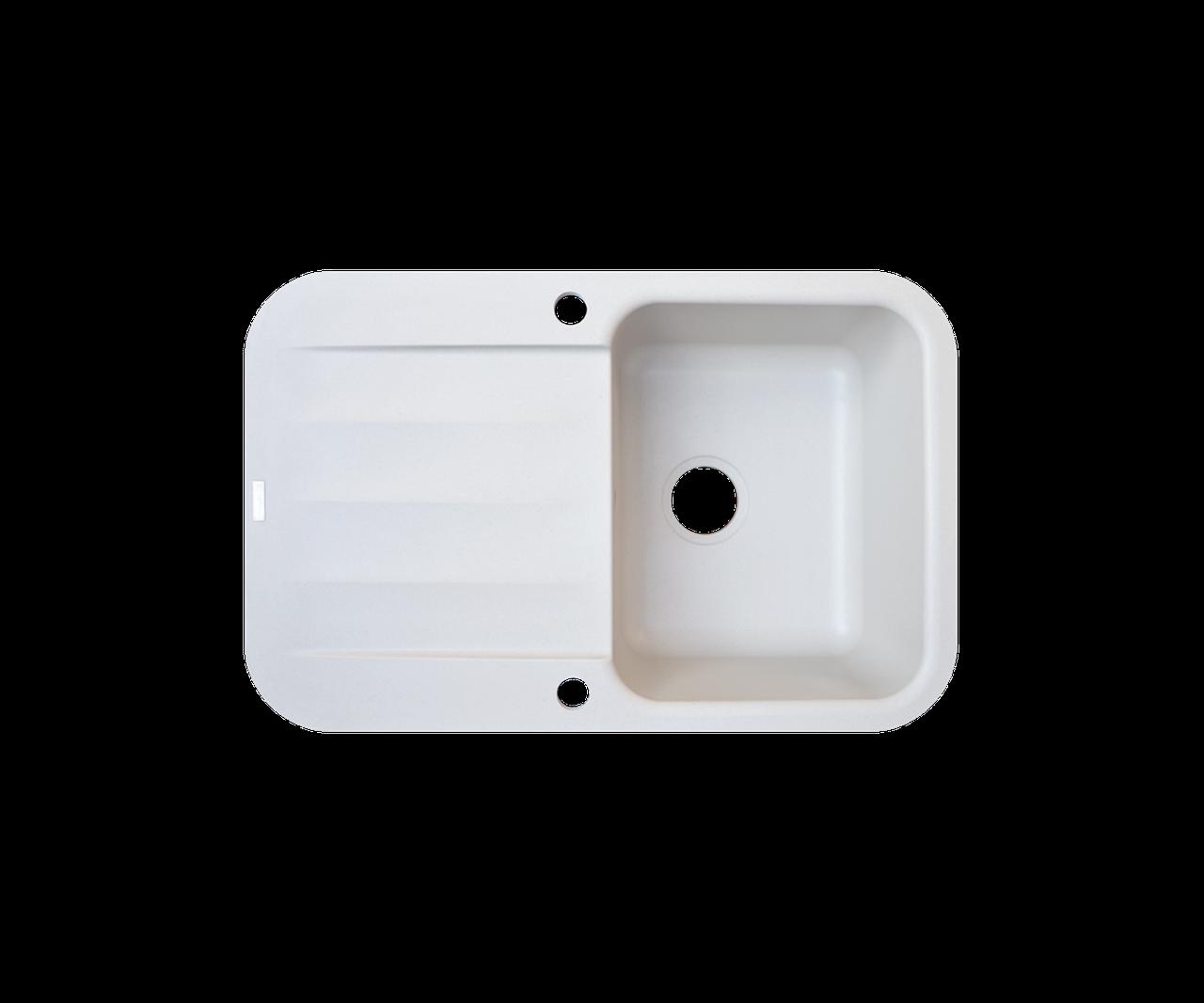 Кухонна мийка Borgio (граніт) PRO 780 * 500 (перли)