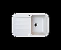 Кухонна мийка Borgio (граніт) PRO 780 * 500 (перли), фото 1