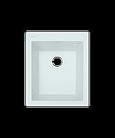 Кухонная мойка Borgio (гранит) Q 410x500 (белый), фото 1