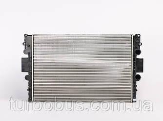 Радиатор охлаждения двигателя (560x470x23) Рено Трафик 1.9dCi (-AC) POLCAR (Польша) 602608A1