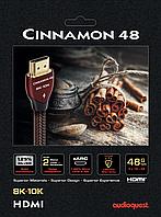 AudioQuest HDMI Cinnamon кабель HDMI-HDMI 48 Gbit/s