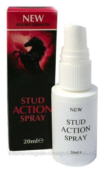 Спрей пролонгатор Stud Action Spray, 20 мл
