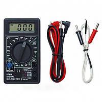 Мультиметр цифровой универсальный DT-838 для измерения тока