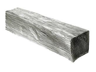 Декоративная балка Decowood Модерн ED104 170х190х4000 мм Светлое дерево 3000, Серый