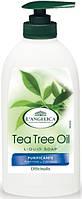 Жидкое мыло для рук L`angelica Officinalis антибактериальное Чайное дерево 300 мл