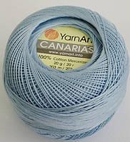 Пряжа YarnArt Canarias 4917 ЯрнАрт Канаріас (тонкий ірис)