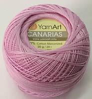 Пряжа YarnArt Canarias 6319 ЯрнАрт Канаріас (тонкий ірис)