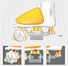 Массажер для ног Jinkairui Z9 Компрессия Подогрев Вибрация 3 режима, фото 5