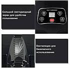 Массажер для ног Jinkairui Z9 Компрессия Подогрев Вибрация 3 режима, фото 6