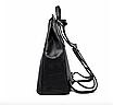 Рюкзак жіночий шкіряний трансформер Sminica, фото 4
