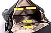Рюкзак жіночий шкіряний трансформер Sminica, фото 9