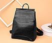 Рюкзак жіночий шкіряний трансформер Sminica, фото 7