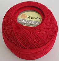 Пряжа YarnArt Canarias 6328 ЯрнАрт Канаріас (тонкий ірис)