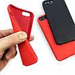 Тепловой индукционный защитный чехол для Xiaomi Redmi Note 7 / Redmi Note 7 Pro Orange, фото 5
