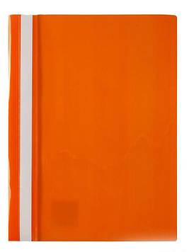 Папка скоросшиватель для файлов А4 AXENT оранжевый (20шт)